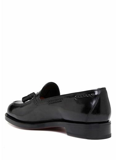 Santoni Ayakkabı Yeşil